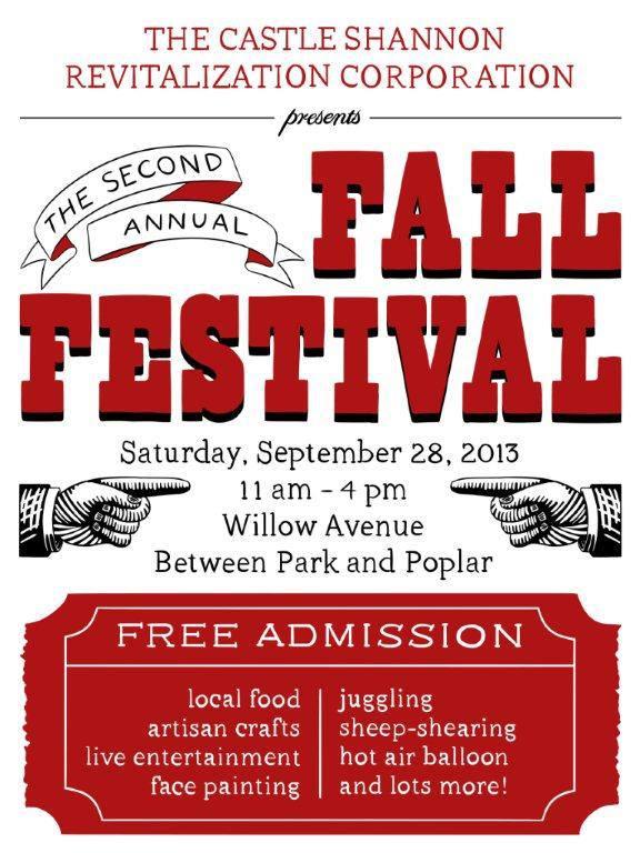 Castle Shannon Fall Festival
