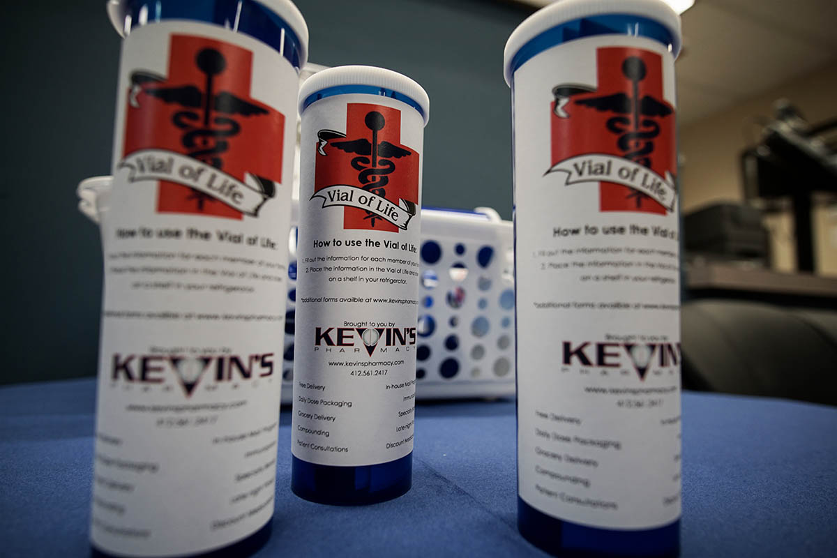 vial of life program at kevins pharmacy 1